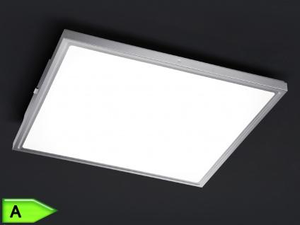 Trio LED-Deckenaufbauleuchte FUTURE, inkl. 12W LED, 30x30cm, IP44
