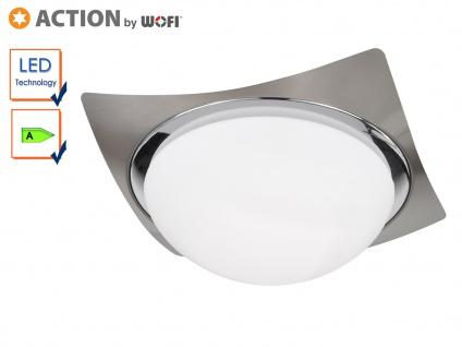 LED Deckenleuchte KEIRA, 28, 5x28, 5cm, LED Deckenlampen Deckenlampe Deckenleuchte - Vorschau 1