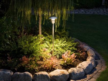 TOP CAP für Erdspießstrahler Gartenstrahler MONZA reflektiert Licht nach unten - Vorschau 3
