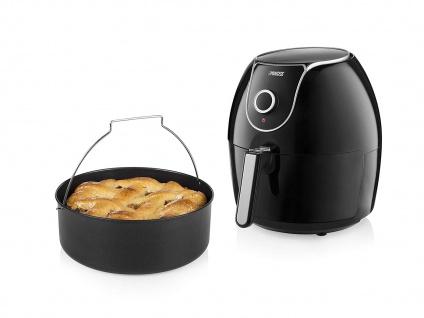 XXL Heißluftfritteuse Crispy Fryer Umluft Friteuse Frittieren ohne Öl 5, 2 Liter - Vorschau 5