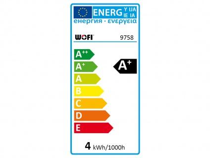 FILAMENT LED Leuchtmittel Zapfenform 4 Watt, 300 Lumen, 1800 Kelvin, E27-Sockel - Vorschau 4