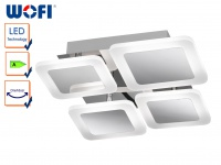 LED Deckenleuchte IMPULS, drehbar, LED Deckenlampen Deckenlampe Deckenleuchte
