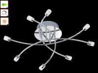 LED-Deckenleuchte / Deckenlampe STAR LED, Ø 53 cm, Honsel