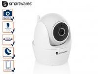 Schwenkbare IP-Kamera innen Nachtsicht Camera, HD Auflösung, Steuerung per App