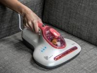 UV Licht Milbensauger gegen Hausstaubmilben für Matratzen Milbenstaubsauger Bett