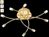 LED-Deckenleuchte / Deckenlampe STAR LED 21918, dimmbar, Honsel