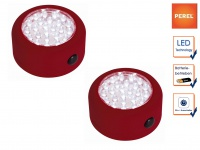 2er Set LED Leuchten Handlampe magnetisch ø7cm, Camping, Outdoor, Auto, Boot