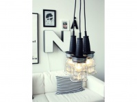Dekorative Arbeitslampe Hängelampe 5m Kabel viele Einsatzmöglichkeiten