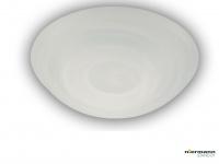 Deckenleuchte rund, Alabasterglas, Ø 35cm, Küchenlampe *NEU*
