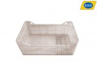 Gastro Tiefkühl-Einlegebox Tiefkühlkorb HF500-61 für Gefrierschrank HF500