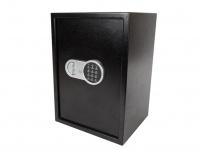 Elektronischer Safe Aktentresor 43 Liter Wertschutzschrank Möbelsafe für Schmuck