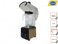 Gastro Standmixer 1500 Watt, Profi Blender Bar Cocktail Smoothie Mixer Maker