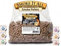 BBQ Grill Pellets Räucherpellets Buchenholz-Pellets mit Gewürzen 1, 0 kg