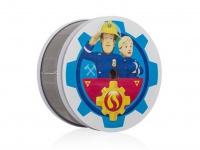 Rauchmelder Feuerwehrmann Sam mit 10 Jahres Batterie, Brandschutz Kinderzimmer