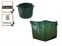 Gartenabfallsack Set mit Griffen von Toolland, Kapazität 65 L und 150L