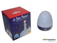 Magische Laterne KLEINER PRINZ LED Schlummerlicht mit Spieluhr und Lichtspiel