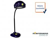 LED Tischleuchte Kleiner Prinz Lichteffekte Automatik-7-Farben-LED-Wechsler
