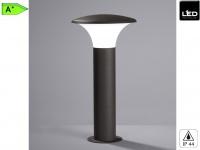 LED Außen-Standpfosten KONGO, anthrazit, inkl. 1xE27, 4 W, H.: 50cm