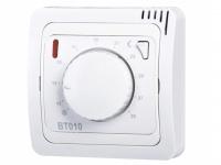 Funk Raumthermostat, Thermostat Drehregler, Nachtabsenkung, Vitalheizung