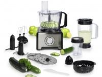 12 in 1 Multifunktions-Küchenmaschine Mixer Zerkleinerer Entsafter Quirl