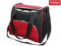 Kühltasche, 2 Fächer, Thermo Isolier Tasche Box Korb Picknick Camping Tasche