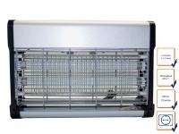 Profi Insektenvernichter RW 120m² Fliegenfalle Mückefalle Insekten Falle Lampe