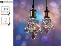 LED Deko Leuchtmittel Sternform E27 30 LEDs, Stimmungsleuchtmittel Partylicht