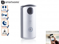 WiFi Türklingel Videosprechanlage mit HD-Kamera, Übertragung auf Smartphone