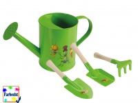 Gartenspielzeug-Set -DIE BIENE MAJA- Sandspielzeug und Gießkanne