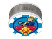 Feuerwehrmann Sam Rauchmelder Warner mit Motiv Penny, 10 Jahres Batterie, VdS