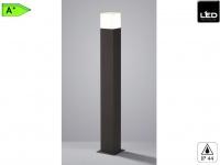 LED Außen-Standleuchte HUDSON, anthrazit, inkl. 1x E14, 4W, H.: 80cm