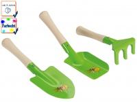 Sandspielzeug 3-teilig / Gartenspielzeug DIE BIENE MAJA, Velleman