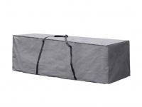 Schutzhülle XL für Lounge Kissen 200x75x60cm, Hülle Plane Gartenpolster Auflagen
