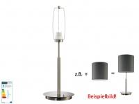Gestell für Schirme Shine-Loft-Modular, Tischleuchte Baukasten Fischer-Leuchten