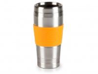 Thermobecher, Orange 400ml, Kaffeebecher zu DO439K, Isolierbecher Travel Mug