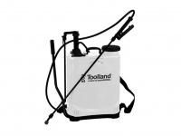 Drucksprühgerät, Rückensprühgerät, Toolland, Kapazität 16 L, inkl. Gürtel
