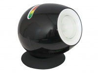 LED Leuchte/Stimmungsleuchte mit Farbwechsler & Touchfunktion, schwarz