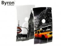 Wechselcover Big Ben & Yellow Cab für BYRON Funktürklingeln BY504, BY514, BY535E