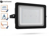 LED Strahler Aluminium 100W IP65 Fassadenbeleuchtung Wandstrahler außen Fluter
