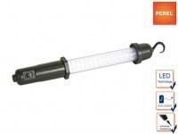 LED Arbeitsleuchte, Akku, 60 LEDs, Hand Stab Taschen Werkstatt Leuchte Lampe