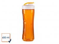 Ersatzflasche geruchsneutral 600ml Orange für Smoothie Maker Stand Mixer DO435