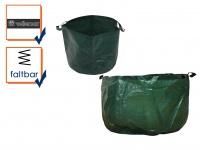Gartenabfallsack Set mit Griffen von Toolland, Kapazität 65 L und 230L