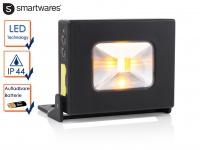LED Mehrzwecklampe Akku als Powerbank nutztbar Magnet IP44 Handlampe Strahler