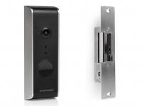 Videotürklingel HD Kamera mit Türöffner, Sprechanlage Nachtsicht, Smartphone App