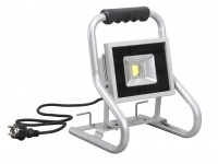 LED Flutlichtstrahler tragbar, 20W, 1440 Lumen, IP65, 6000 Kelvin
