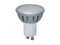 Reflektor SMD-LED-Leuchtmittel mit 5W, GU10, 400 Lumen, warmweiß, nicht dimmbar