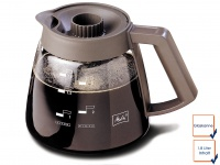 Profi Melitta Glaskanne 1, 8 Liter, Gastro Ersatzkanne Kaffekanne Profi Filter