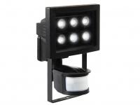 Ranex XQ1010 CREE LED-Flutlichtstrahler 12m/180° Bewegungsmelder, 210lm