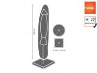 Schutzhülle für Sonnenschirm bis Ø 450cm, wasserdicht und witterungsbeständig