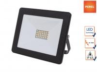 20W LED Baustrahler 15x12cm für Außenbereich, Fluter Strahler Scheinwerfer